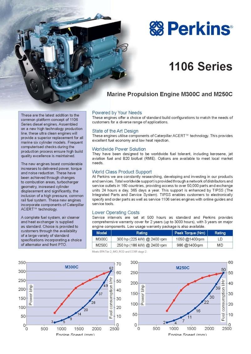 Cung cấp máy thuỷ Perkins mới công suất: 86, 150, 186, 190, 215, 216, 250, 300hp. M250c_10