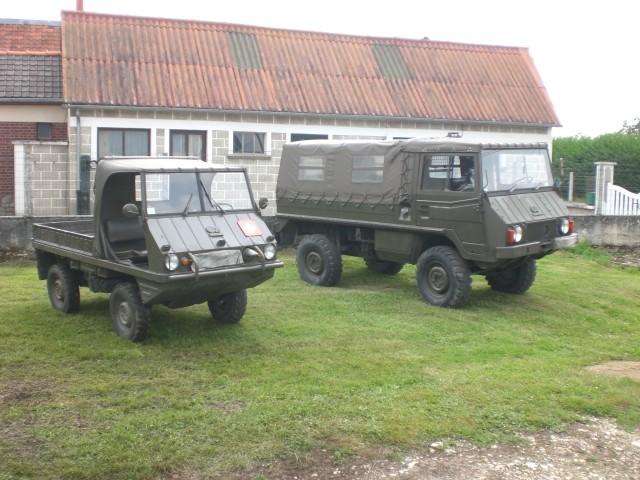 Steyr Puch Haflinger Cimg3010