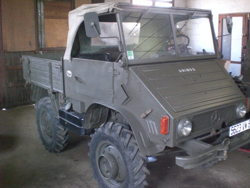 Steyr Puch Haflinger Cimg3811