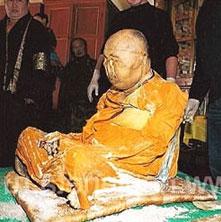 Le mystère de la momie de Sibérie Hambo-10