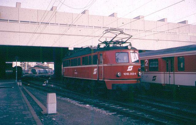 E-Lok 1018 der ÖBB 1018_011
