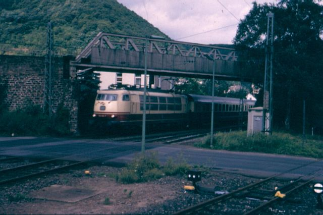 Die Brohltalbahn - Ein Besuch im Sommer 1987 und am 25.04.2019 erneut 103_1610