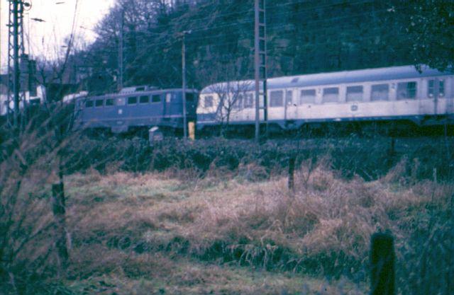 Die E-Lok Baureihe 110 / E10 der DB 110_1310