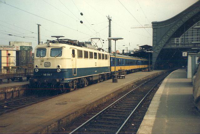 Die E-Lok Baureihe 140 / E40 der DB - der Alleskönner 140_3110