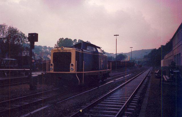 Die Baureihe V100 der DB - 211-213 212_0010