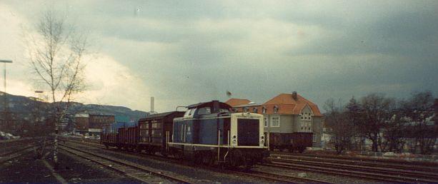 Die Baureihe V100 der DB - 211-213 212_ha10