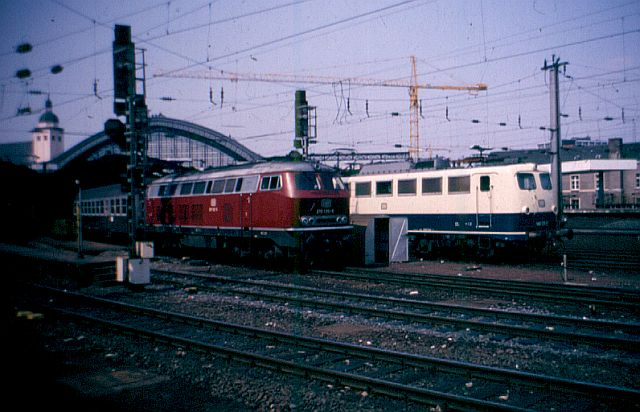 Die V160-Familie, Baureihe 210-219 der DB 215_1310