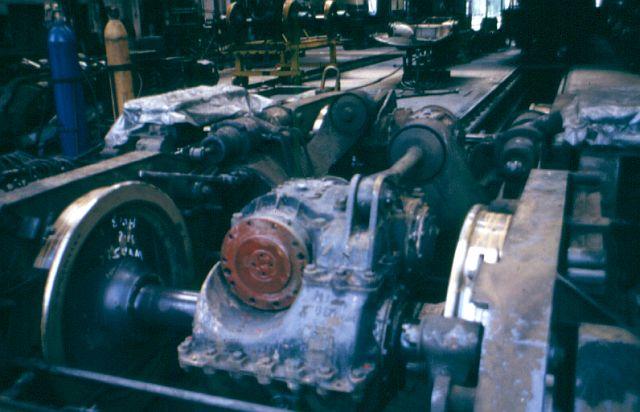 Die V160-Familie, Baureihe 210-219 der DB 216_dr10