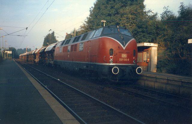Baureihe 221 / V200.1 der DB 221_1310