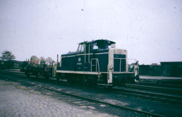 Die Baureihe V60 der DB - 260 260_2810