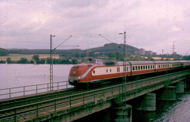 Baureihe VT11.5 = 601 DER TEE 60100610