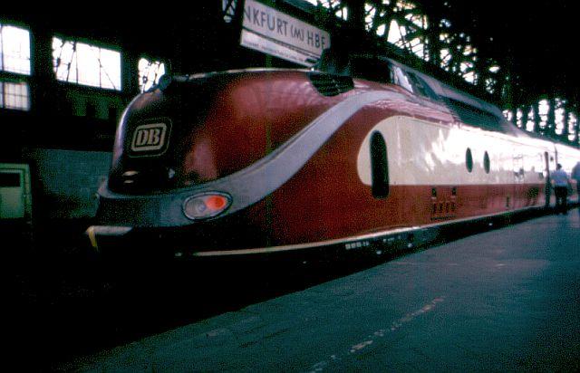 Baureihe VT11.5 = 601 DER TEE 60101610