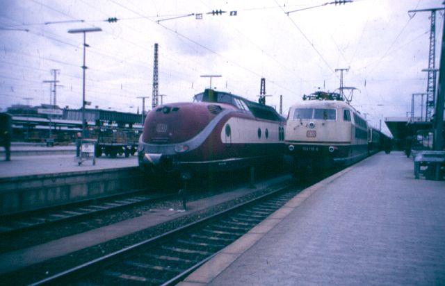 Baureihe VT11.5 = 601 DER TEE 601_0010