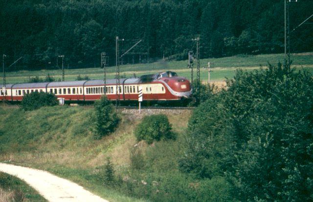 Baureihe VT11.5 = 601 DER TEE 601_am10