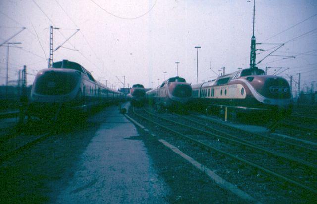 Baureihe VT11.5 = 601 DER TEE 601_en11