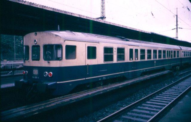 624 - der Nebenbahntriebwagen 624_410