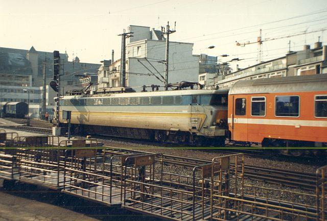E-Lok CC 1801 der SNCB - Belgien Cc_18011