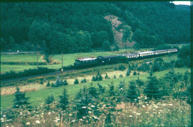Die E-Lok Baureihe 104 / E04 der DB E_04_210