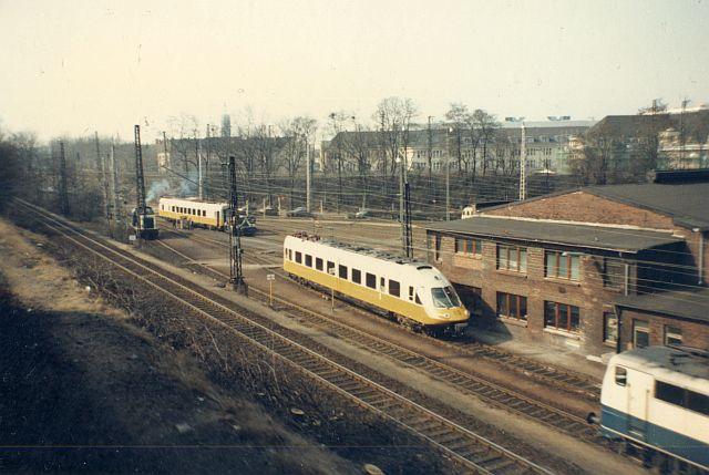 Baureihe 403 - Der verkannte IC-Triebwagen Et_40310