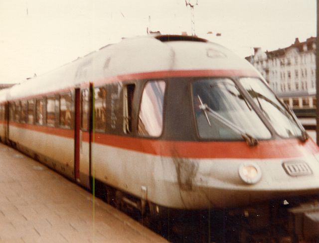 Baureihe 403 - Der verkannte IC-Triebwagen Et_40311