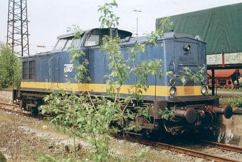 TSD 1 - ex DB 202 373 T410