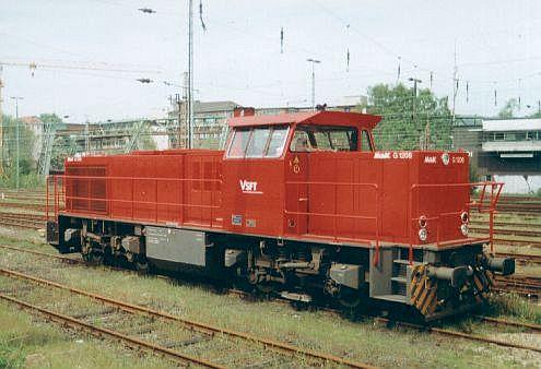 VSFT MAK G1206 T610