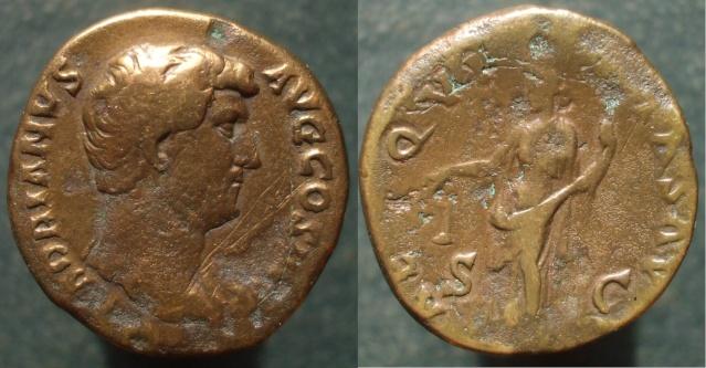 Bronze d'Hadrien Hadrie11