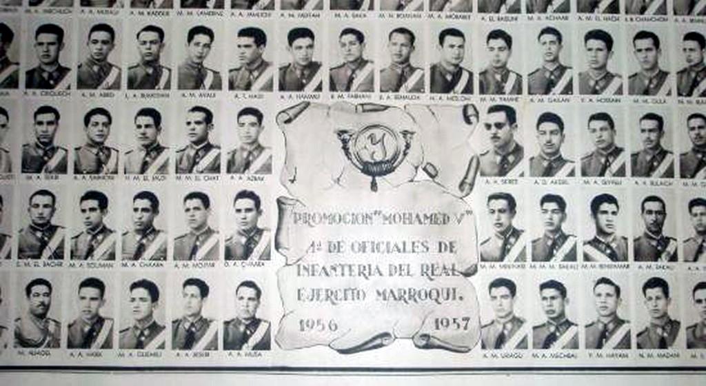 Les Officiers de la promotion Mohammed V - 1956/57 Clipbo32
