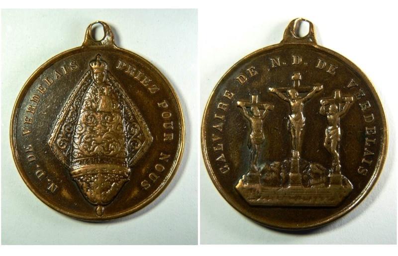 Figura exenta de Ntra. Sra. de Verdelais  (Francia) Verdel11