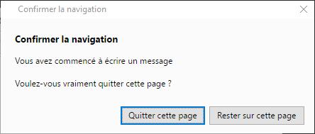 """Message d'avertissement """"Quitter une page"""" Sans_t18"""
