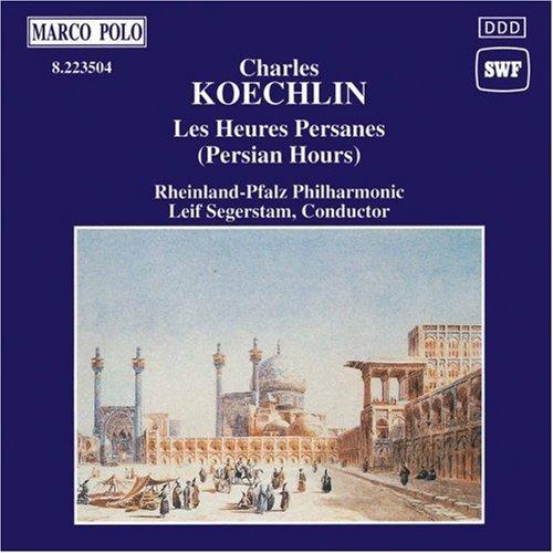 Koechlin - Les Heures Persanes 51z7h810
