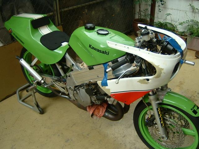 400 KAWA Bimota Kbk111