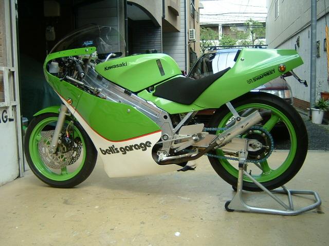 400 KAWA Bimota Kbk19010