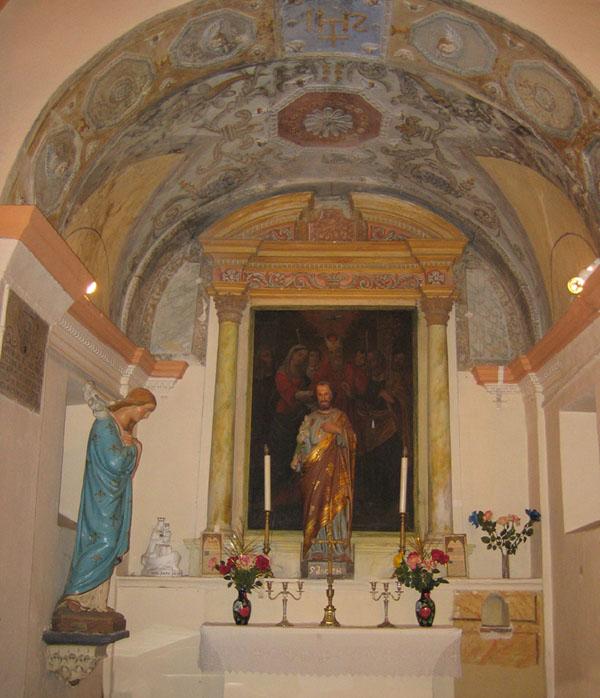 La chapelle Saint Joseph à Fozzano - A Capedda San Ghjaseppu in Fozzà Saint_10