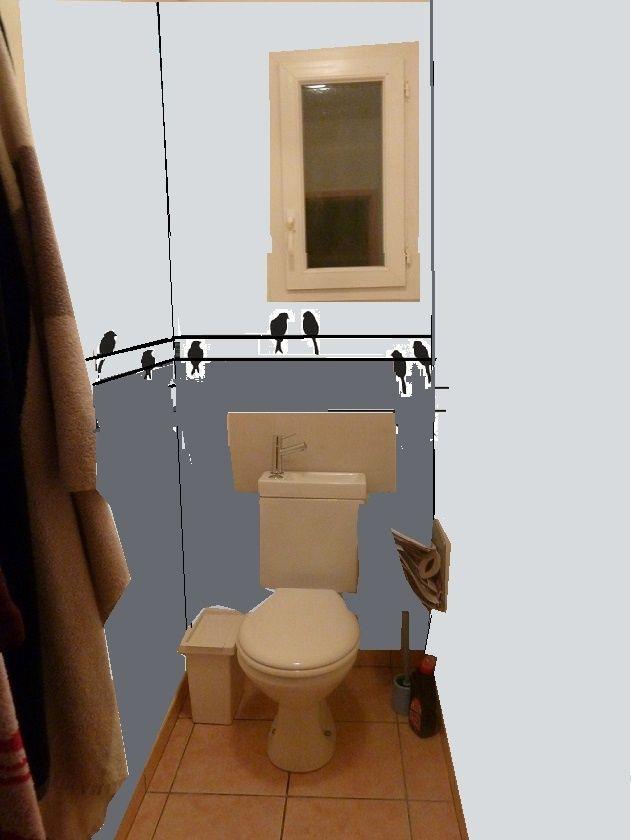 Idée simple de déco pour des WCs Prop510