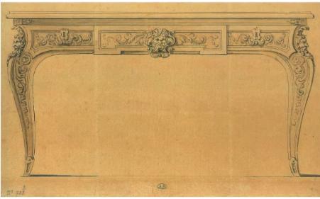 La restauration d'un bureau d'A-C Boulle au Louvre-Lens Image_13