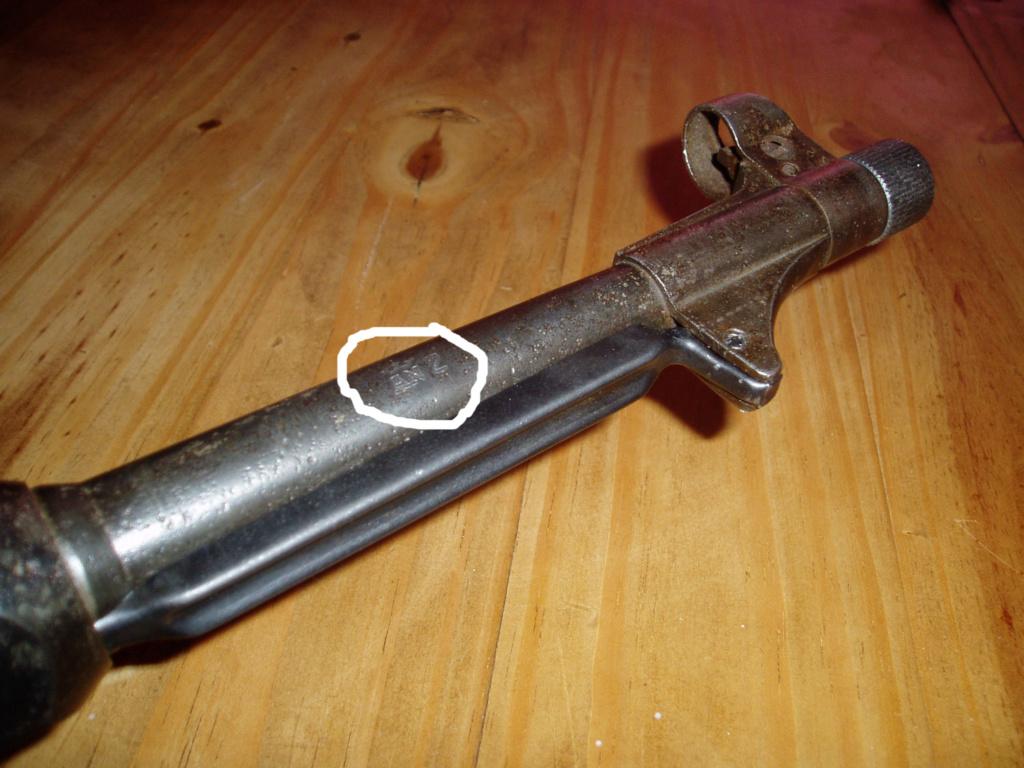 Mon ex MP40 BNZ 1941 2310
