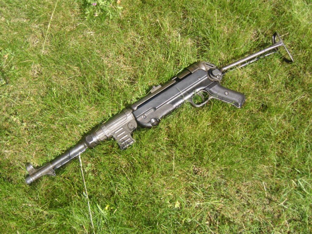 Mon ex MP40 BNZ 1941 3111