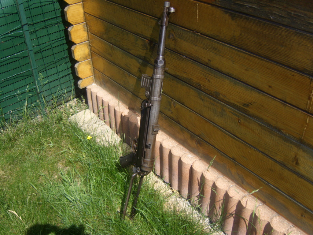 Mon ex MP40 BNZ 1941 3210
