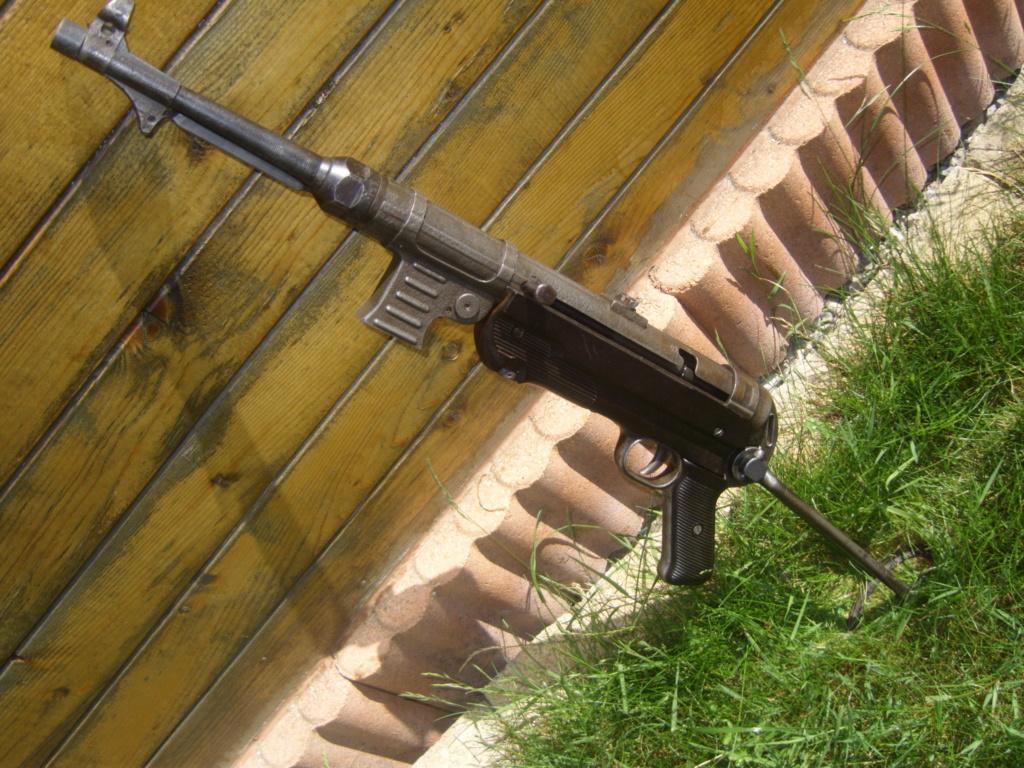 Mon ex MP40 BNZ 1941 3310
