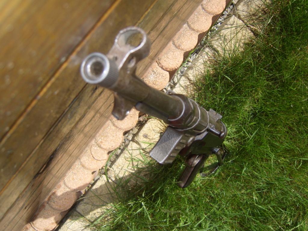 Mon ex MP40 BNZ 1941 3410