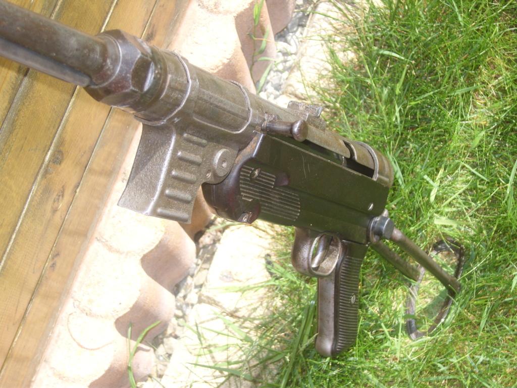 Mon ex MP40 BNZ 1941 3510