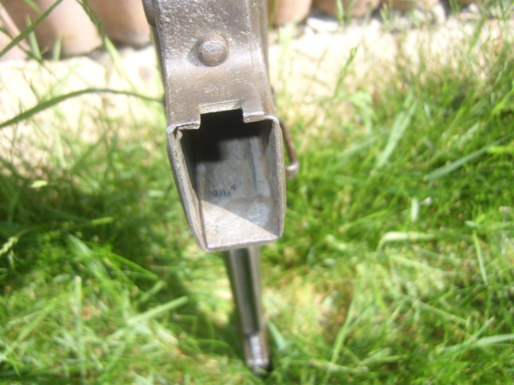 Mon ex MP40 BNZ 1941 3610