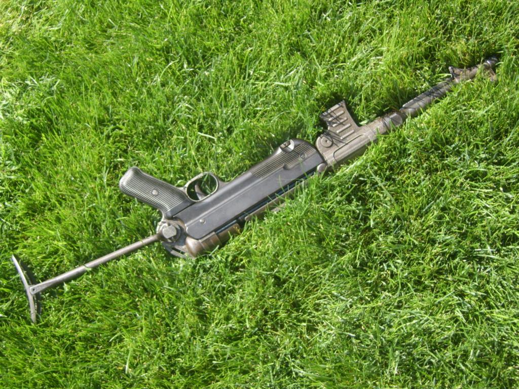 Mon ex MP40 BNZ 1941 3710