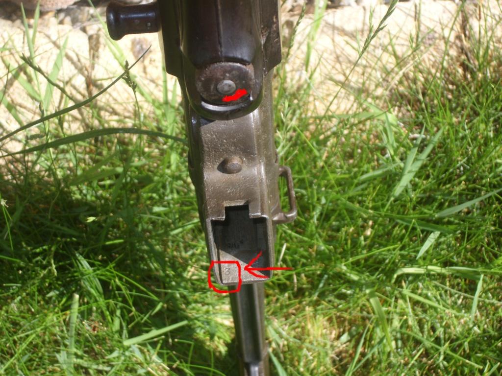 Mon ex MP40 BNZ 1941 3810