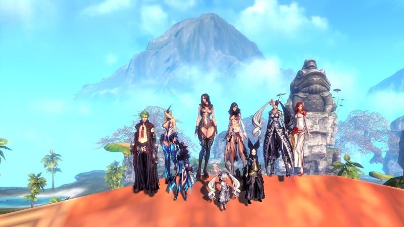 Screen du clan 0110