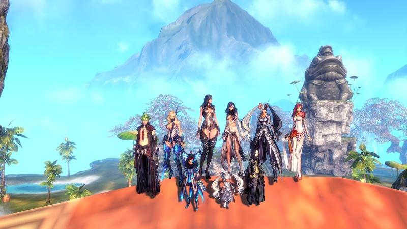 Screen du clan 0211