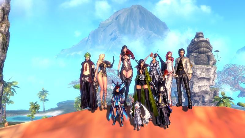 Screen du clan 0611