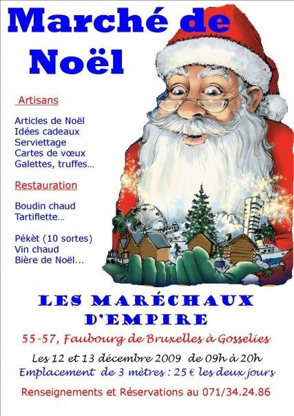 """MARCHE DE NOEL DES """"MARECHAUX D'IMPIRE"""" Marcha10"""