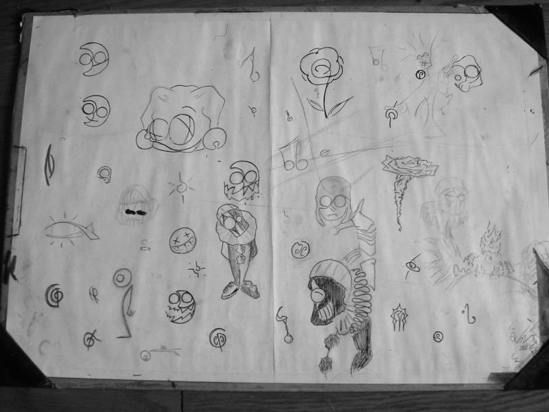 dessin d'Aryko - Page 6 Papier10